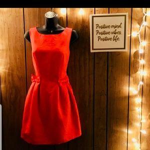 Forever 21 Brunt Orange Dress